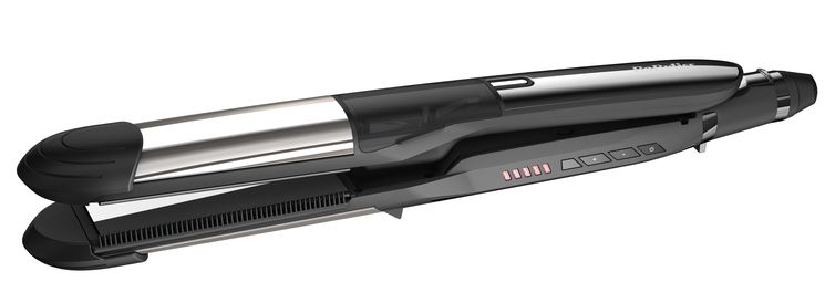 STEAM PURE DE BABYLISS - LISSEUR BOUCLEUR